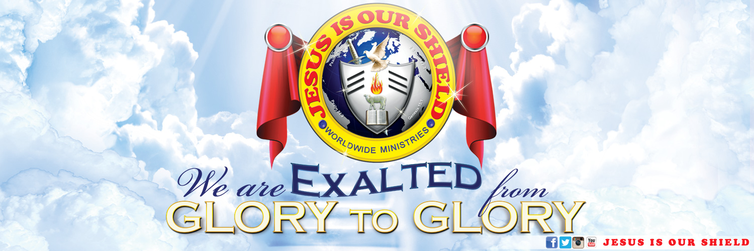 We are exalted from glory to glory